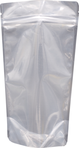 Doypack Recyclebar Transparent 110x185mm